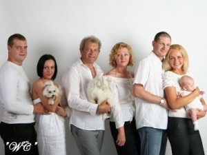 Кушпело Юрий и Александра